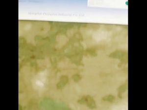 1000D nylon oxford ανθεκτικό στο νερό καμουφλάζ PU ύφασμα με επίστρωση
