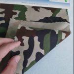 Πρότυπο καμουφλάζ 80/20 βαμβάκι πολυεστέρα ύφασμα twill για στρατιωτική στολή