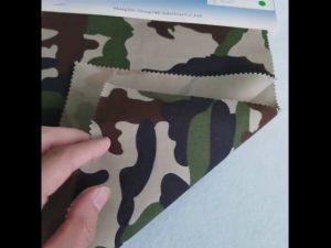 Πρότυπο καμουφλάζ 8020 βαμβάκι πολυεστέρα ύφασμα twill για στρατιωτική στολή