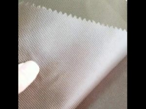 Κίνα προμηθευτής 1680D πολυεστέρα PU επικαλυμμένα oxford ύφασμα για σακίδιο