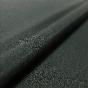 Υψηλής ποιότητας 100% πολυεστέρα ύφασμα 1/6 ύφασμα twill για σακάκι / παλτό / ρούχα