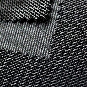 1680d υφασμάτινο υφασμάτινο υφασμάτινο ύφασμα ζακάρ πολυεστέρα με υφάσματα με επικάλυψη pu για σακούλες
