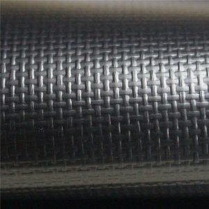 590gsm 0.44mm 1000D * 1000D 20 * 20 Γυαλιστερό Οποιοδήποτε Χρώμα PVC επικαλυμμένο πολυεστέρα υφασμάτινο ύφασμα για κάλυμμα, κάλυμμα φορτηγού, μαρκίζα