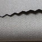 350gsm βαμβάκι επιβραδυντικό σατέν υφασμάτινο υλικό εργασίας EN11612 FR ύφασμα για coverall
