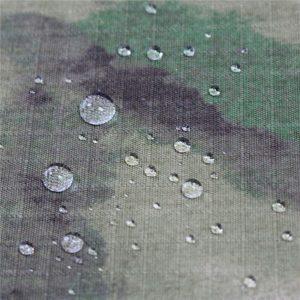 228t nylon taslan ύφασμα καμουφλάζ τυπωμένο ύφασμα / υπαίθρια αδιάβροχο νάυλον ύφασμα taslon
