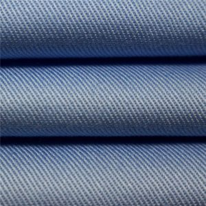100% βαμβάκι twill λαναρισμένο βαμμένο ύφασμα ομοιόμορφο ενδύματα εργασίας ρούχα ύφασμα