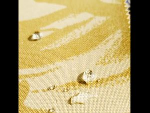 Υπέροχο καμουφλάζ 1000D nylon oxford επικαλυμμένο με PU ύφασμα